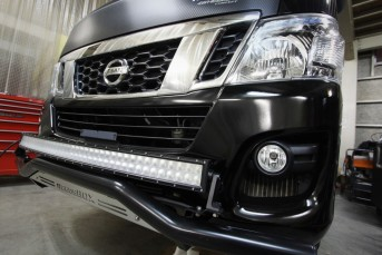 Curved 40inch 240W LED Light Bar 専用ステー