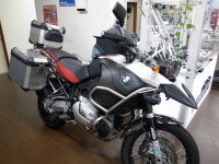 BMW1200GSで行く小栗伸幸 初めてのツーリング!in北海道